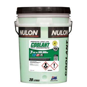Coolant (Anti Freeze/Anti Boil)