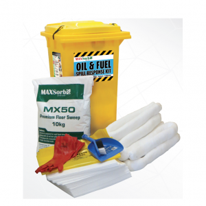 Oil & Fuel Spill Kits